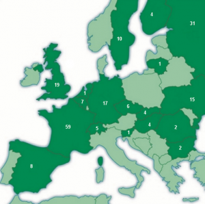 Nuklearne elektrane u Evropi