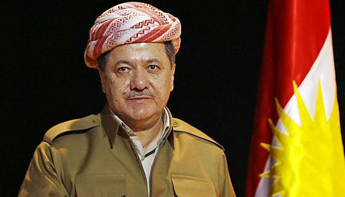 Lider Kurda u Iraku - Masud Barzani