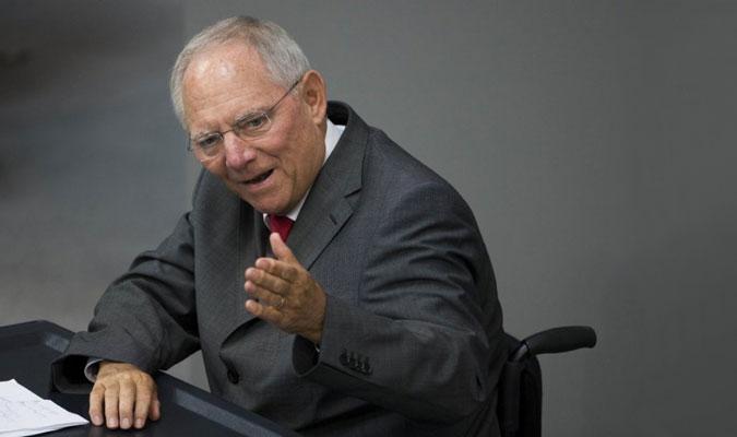 Plan za Evropu - iz pakla: Volfgang Šojble