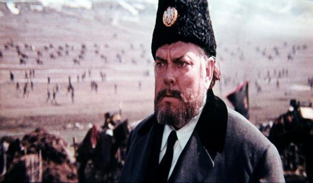 Maršalov omiljeni četnički komandant - Orson Wells