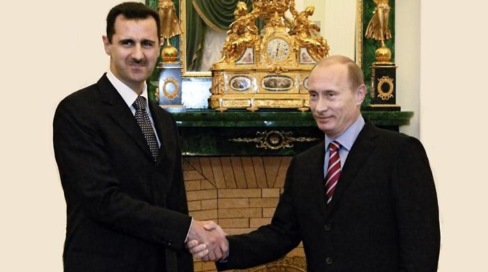 Putin i Asad - ZAŠTO RUSIJA ČUVA ASADA