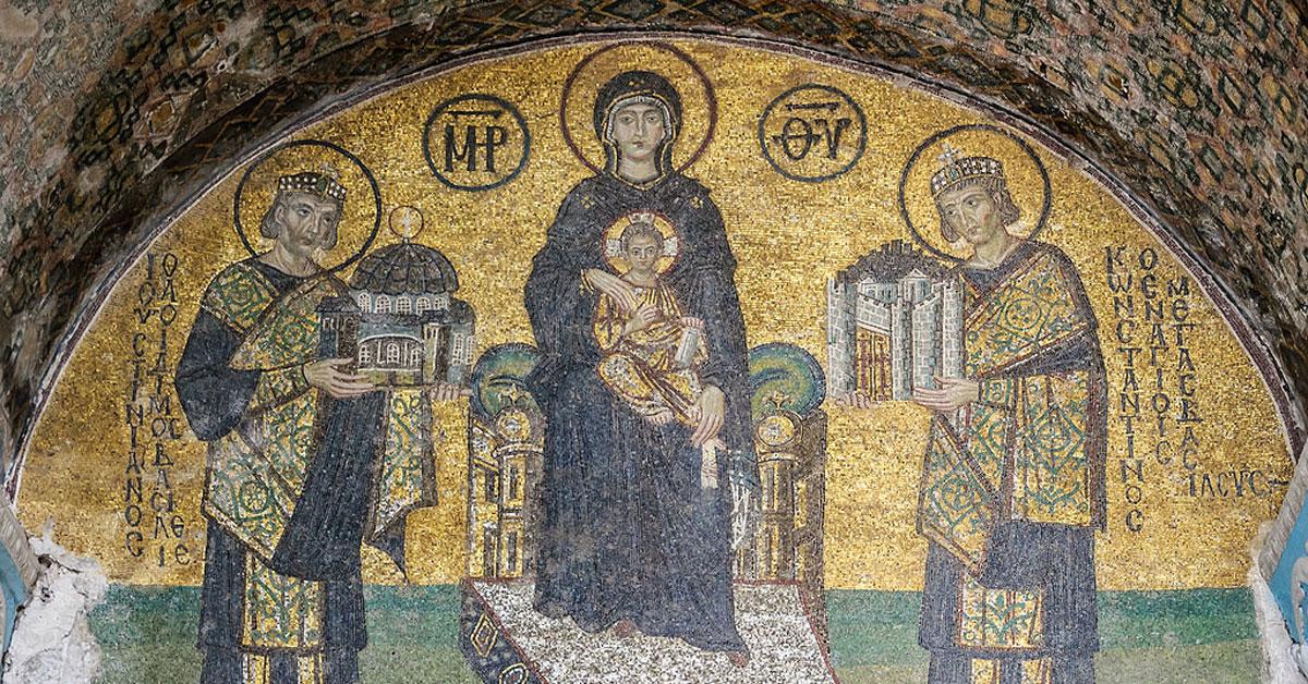 NA RASKRSNICI IZMEĐU BUGARSKE I VIZANTIJE