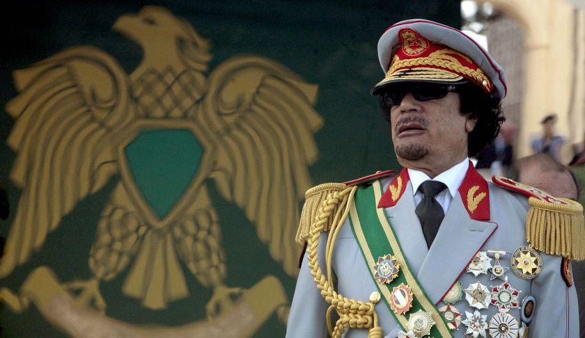 LIBIJA IZMEĐU DIKTATURE I DEMOKRATIJE-Porucnik Gadafi