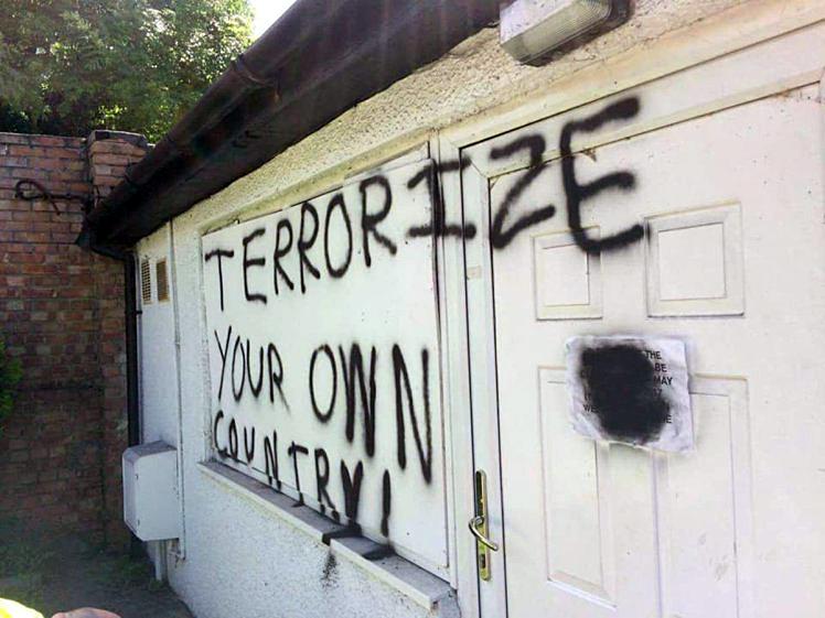 MANČESTER – LONDON: TERORIZAM I BRITANSKI IZBORI-napis